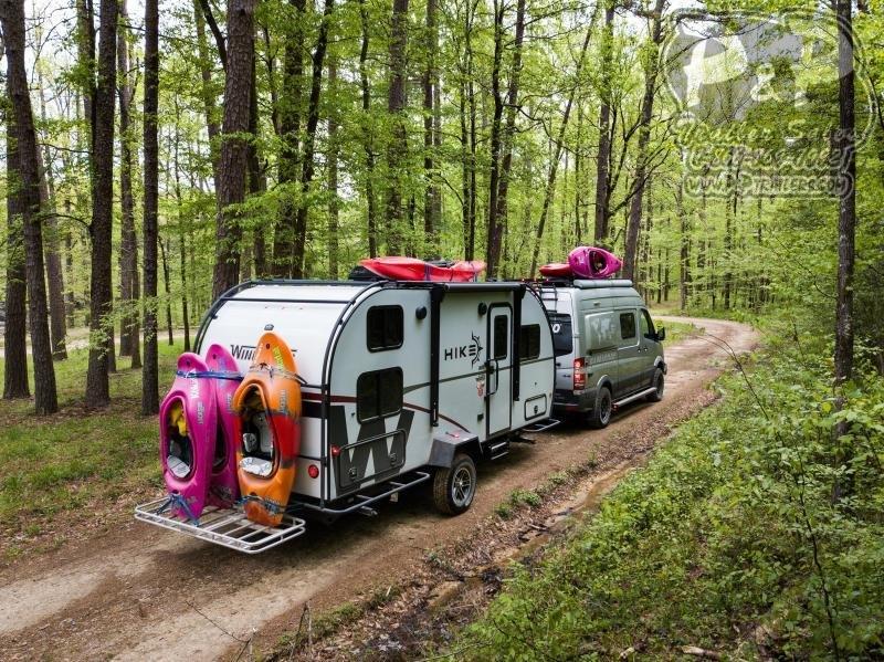 2021 Winnebago Hike 210RB 25 Travel Trailer RV