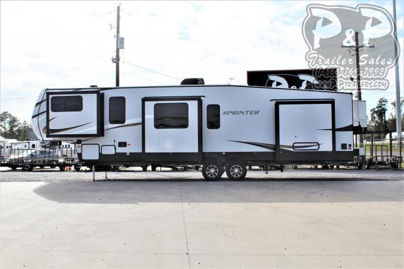 2021 Keystone RV Sprinter Limited 3610FKS 40 ' Fifth Wheel Campers RV