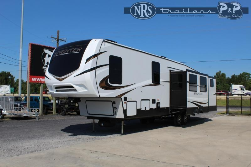 2021 Keystone RV Sprinter Limited 3620LBH 40 ' Fifth Wheel Campers RV