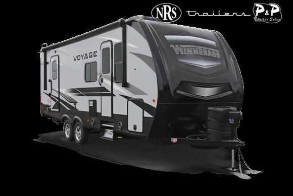2022 Winnebago Voyage V2427RB 27 ' Travel Trailer RV