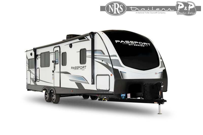 2021 Keystone RV Passport 2400RB 28 ' Travel Trailer RV