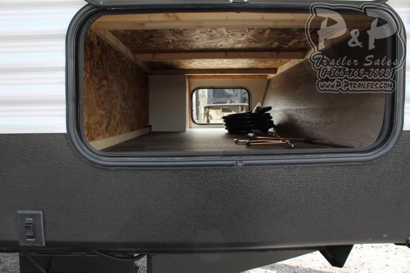 2021 Keystone RV Springdale 32TH Toy Hauler RV