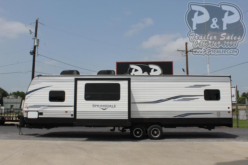 2021 Keystone RV Springdale 32TH Toy Hauler RV