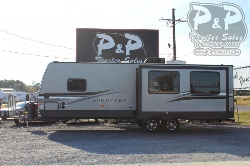 2020 Keystone Sprinter Campfire 26RK 30.92 ft Travel Trailer RV