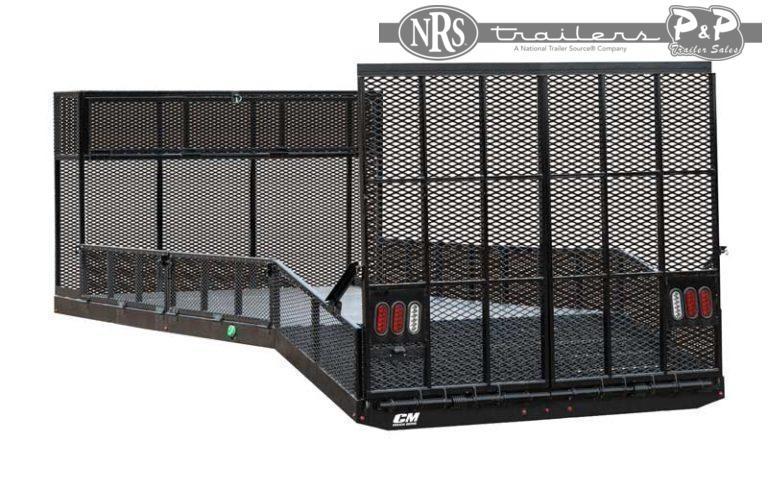 CM LB Landscape Body Truck Bed