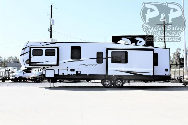 2021 Keystone RV Sprinter Limited 3550MLS 39 ' Fifth Wheel Campers RV