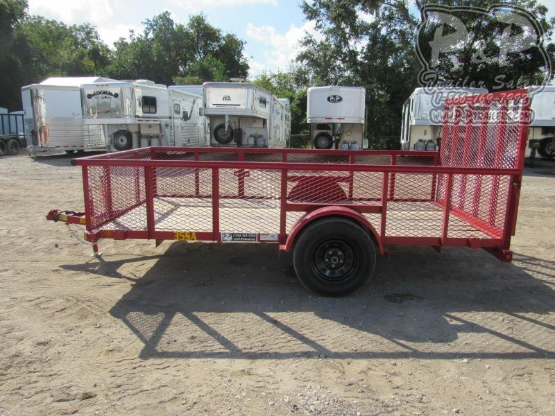 2020 Big Tex Trailers 35SA-12 12 ' Utility Trailer
