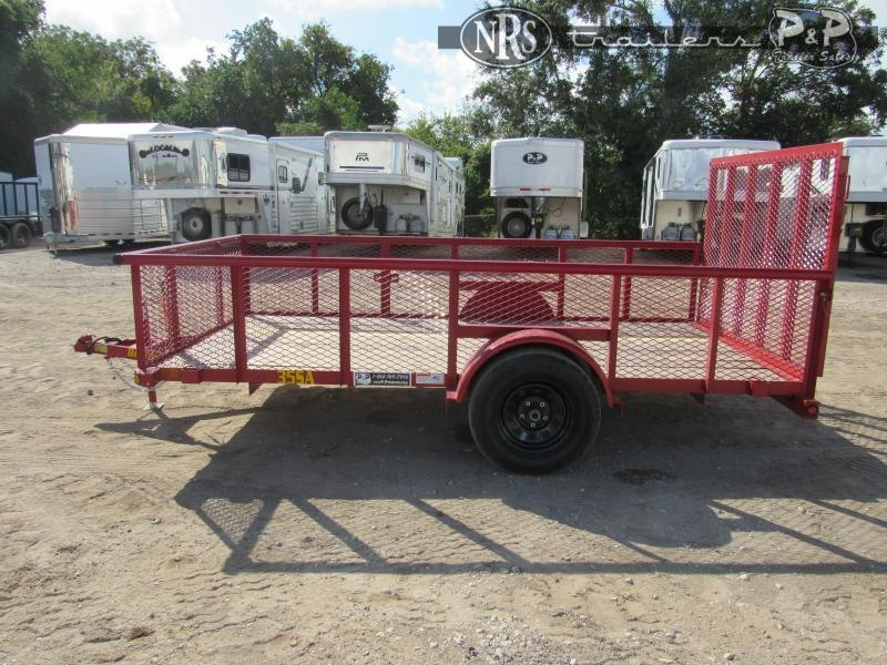 2020 Big Tex Trailers 35SA-12 12 ' Utility Trailer