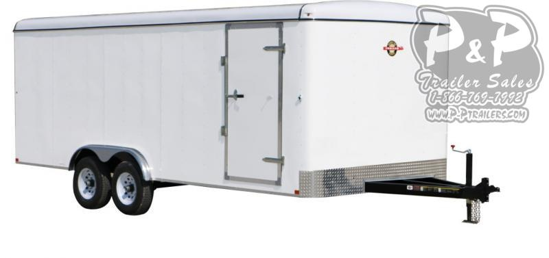 2021 Carry-On 8.5X16CGEC Enclosed Cargo Trailer