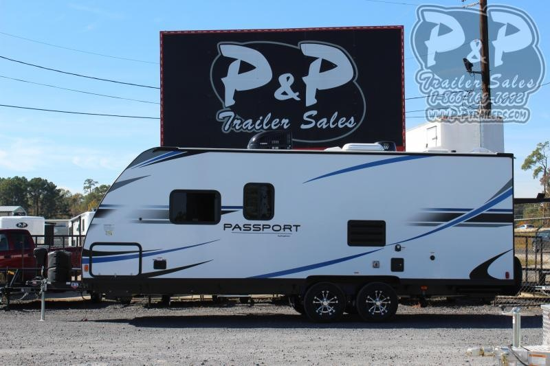 2021 Keystone RV Passport 239ML Travel Trailer RV