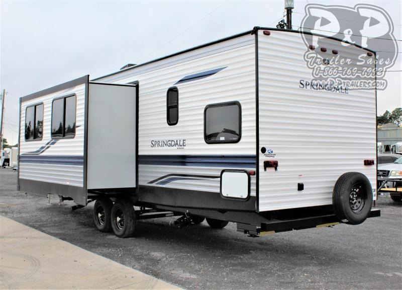 2021 Keystone RV Springdale 335BH 453 Travel Trailer RV