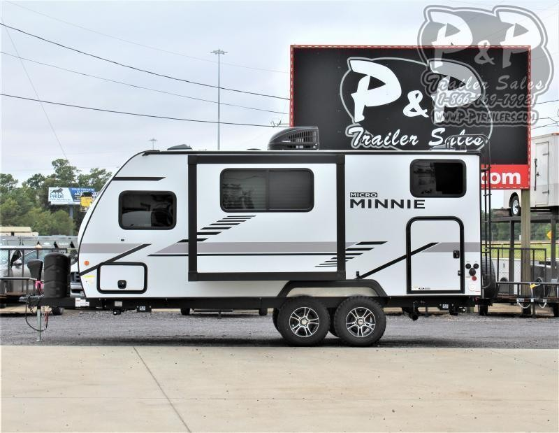 2021 Winnebago Micro Minnie 2100BH Travel Trailer RV