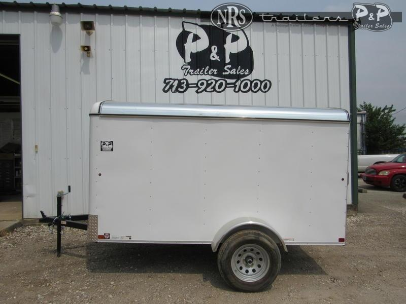 2021 Carry-On 5' x 10' CGR Enclosed Cargo Trailer