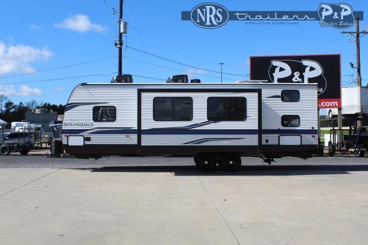 2022 Keystone RV Springdale 282BH 32 ' Travel Trailer RV