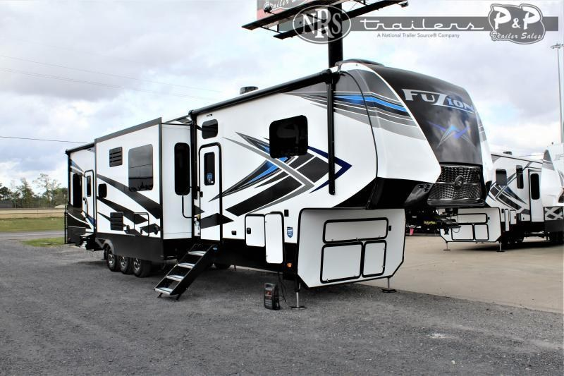 2021 Keystone RV Fuzion 430 43 ' Toy Hauler RV