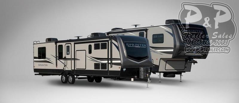 2020 Keystone Sprinter LIMITED 3530FWDEN 39 ft Fifth Wheel Campers RV