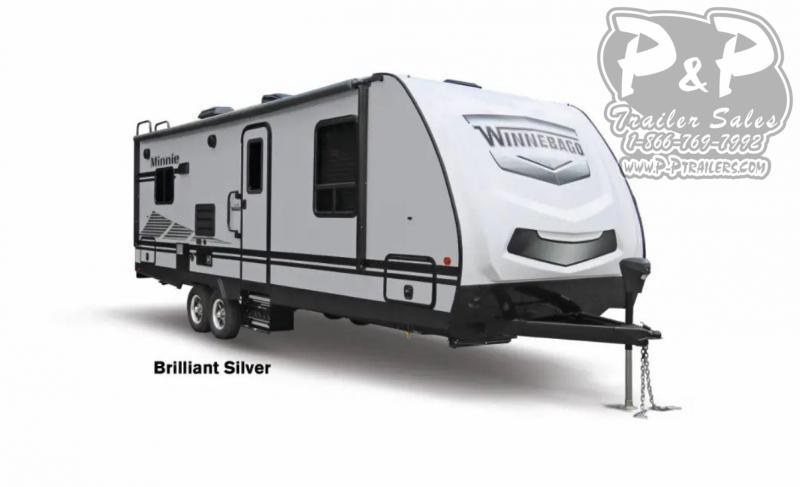 2021 Winnebago Minnie 2202RBS Travel Trailer RV