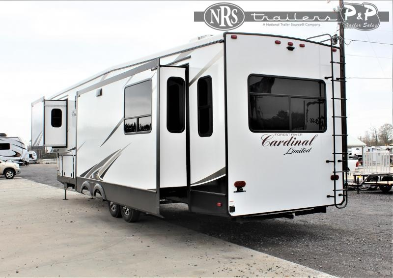 2021 Forest River Cardinal Limited 366DVLE 40 ' Fifth Wheel Campers RV