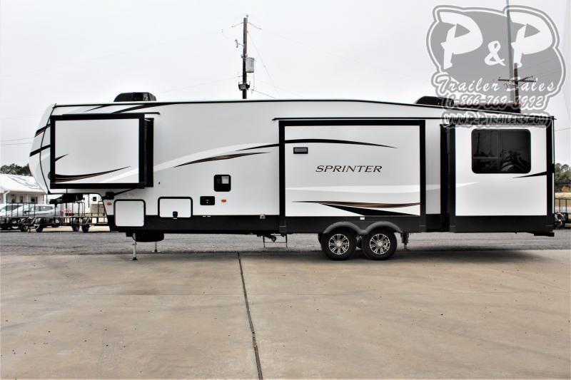 2021 Keystone RV Sprinter Limited 3530DEN 468 Fifth Wheel Campers RV