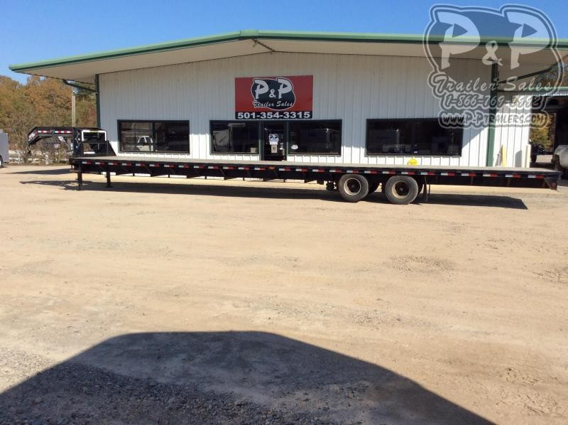2016 PJ Trailers 25GN40 40 ' Utility Trailer