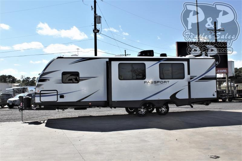 2021 Keystone RV Passport GT 2820BH 32 ' Travel Trailer RV