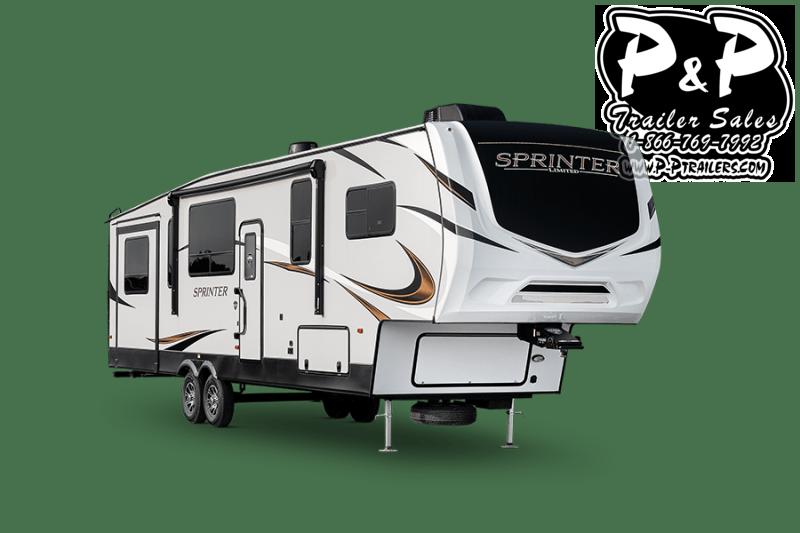 2021 Keystone RV Sprinter Campfire 27ML 31 ' Fifth Wheel Campers RV