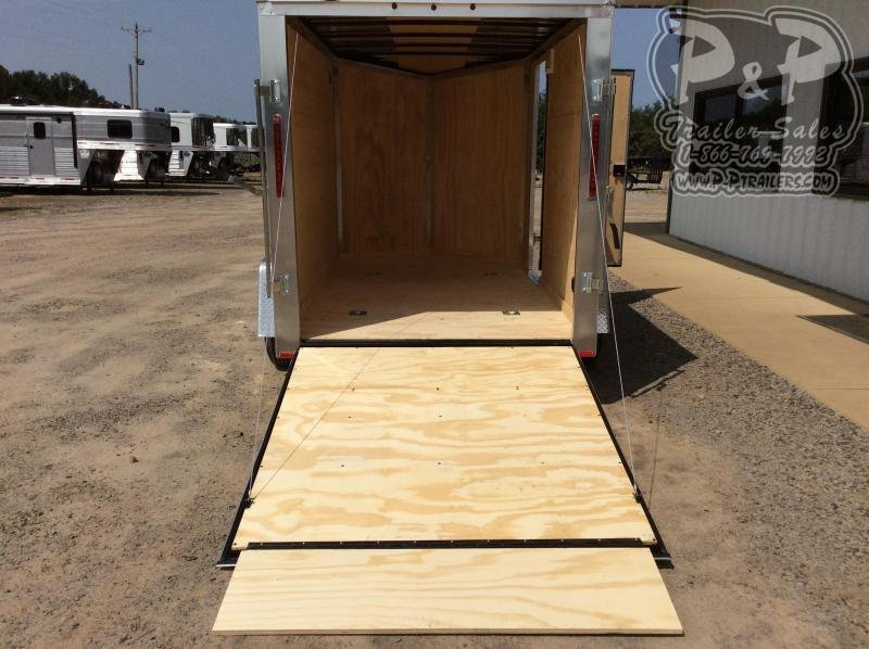 2021 RC Trailers 6X10SAFTW 10 ' Enclosed Cargo Trailer
