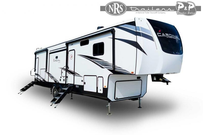 2022 Forest River Cardinal Limited 366DVLE 41 ' Fifth Wheel Campers RV
