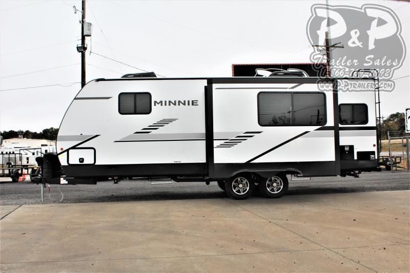 2021 Winnebago Minnie 2529RG 28 ' Travel Trailer RV