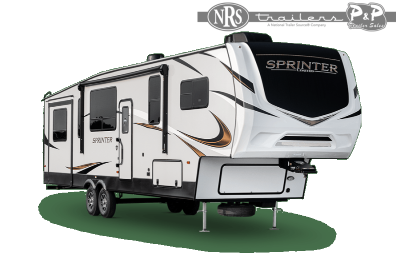 2022 Keystone RV Sprinter Limited 3630BHS Fifth Wheel Campers RV