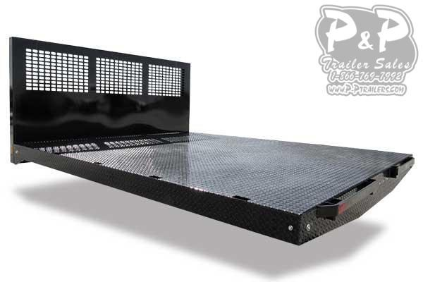 CM PL-HD Steel Heavy Duty Platform Body Truck Bed