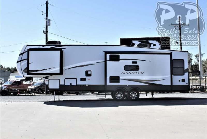 2021 Keystone RV Sprinter 3190RLS 35 ' Fifth Wheel Campers RV
