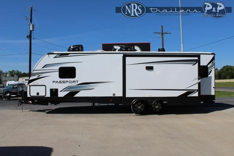 2021 Keystone RV Passport 2870RL 32 ' Travel Trailer RV