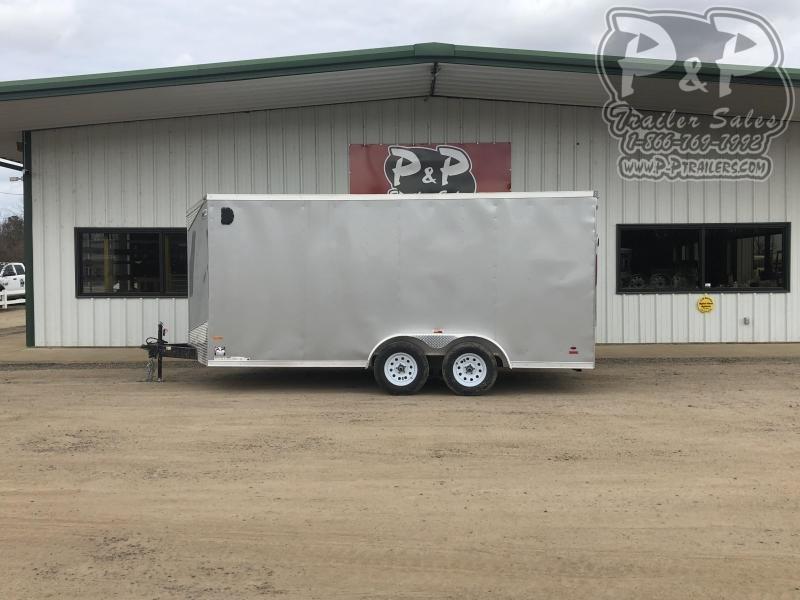 2021 RC Trailers 7X16TA2FTW Enclosed Cargo Trailer