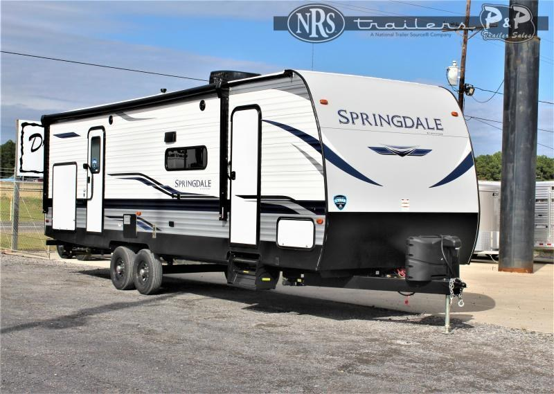 2021 Keystone RV Springdale 274RB 31 ' Travel Trailer RV