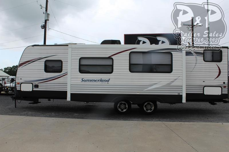 2014 Keystone RV Summerland 2980BH Travel Trailer RV
