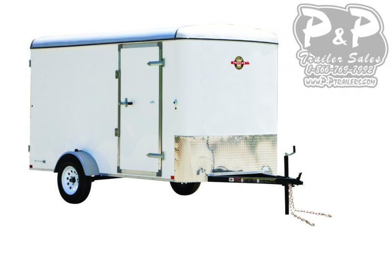 2021 Carry-On 5X10CG Enclosed Cargo Trailer