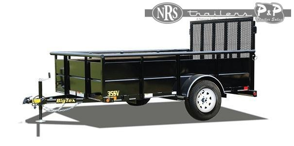 2021 Big Tex Trailers 35SV-14 Utility Trailer