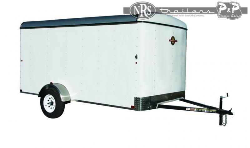 2021 Carry-On 6X10CGEC 14 ' Enclosed Cargo Trailer