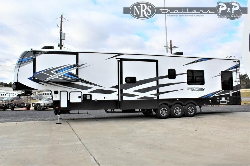 2021 Keystone RV Fuzion 419 44 ' Toy Hauler RV