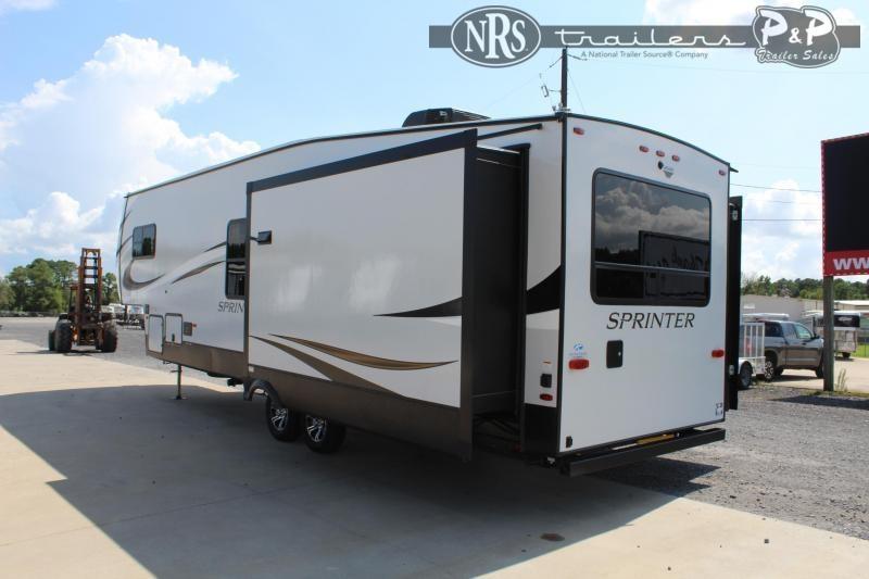 2021 Keystone RV Sprinter 31MB 35 ' Fifth Wheel Campers RV