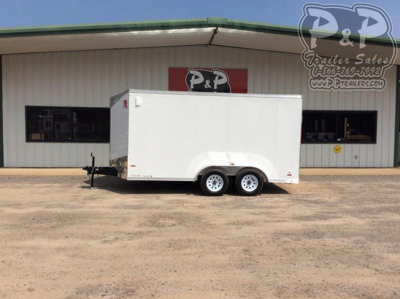 2021 RC Trailers 7x14TA2FTW 14 ' Enclosed Cargo Trailer