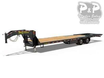 2021 Big Tex Trailers 25GN-HDTS 40'