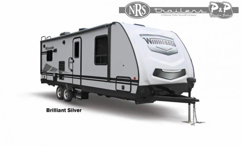 "2021 Winnebago Minnie 2701RBS 355 "" Travel Trailer RV"