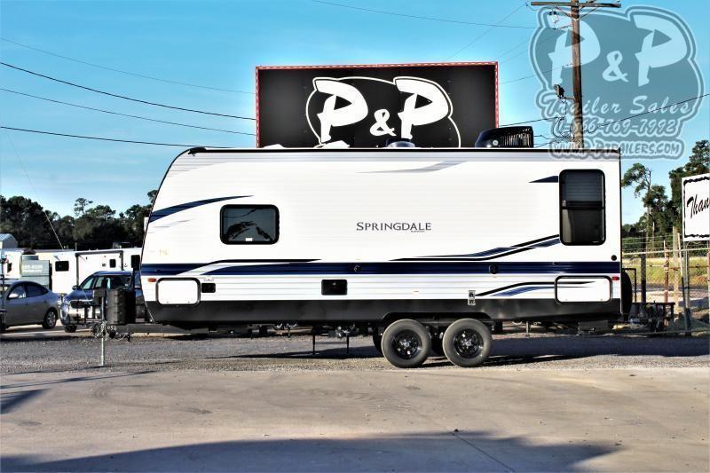 2021 Keystone RV Springdale 202RD 24 ' Travel Trailer RV