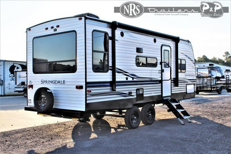 2021 Keystone RV Springdale 202RD 24 ' Travel Trailer RV
