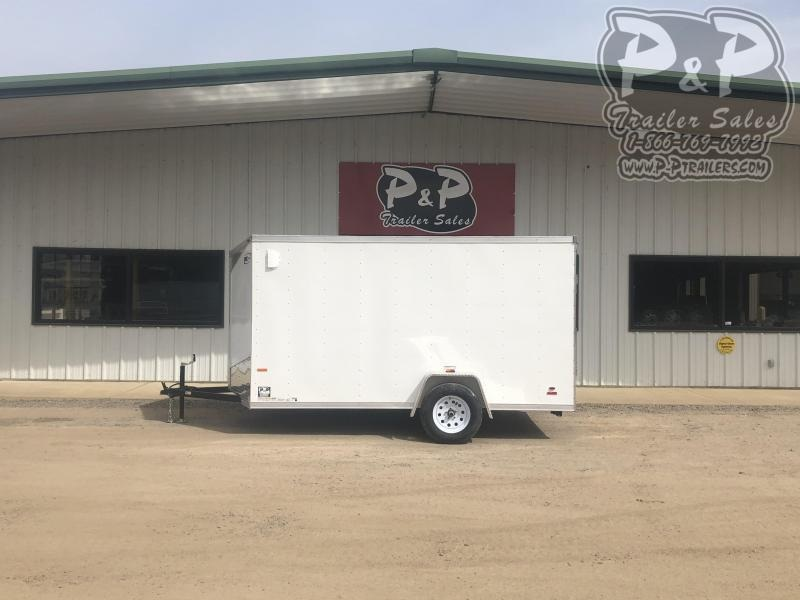 2020 RC Trailers 6X12SAFTW 12 ft Enclosed Cargo Trailer