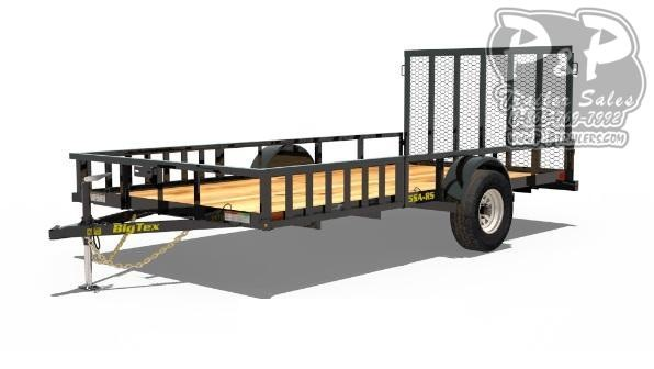 2021 Big Tex Trailers 35SA-12RSX ATV Trailer