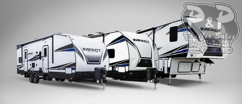 2020 Keystone Impact 359 39 ft Toy Hauler RV