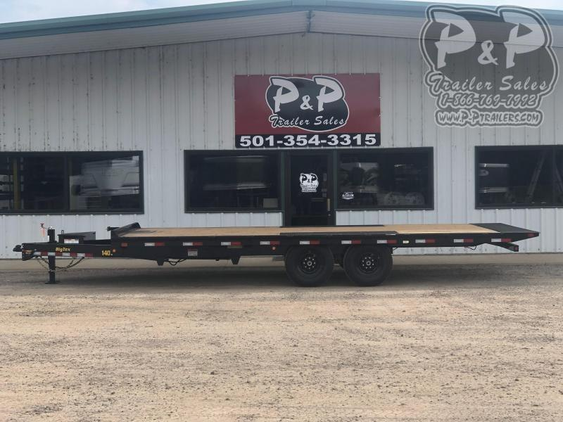 2021 Big Tex Trailers 14OT-22 Utility Trailer